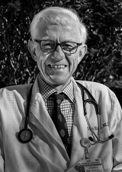 Stan Von Hofe, M.D.